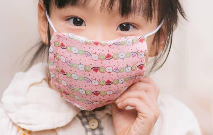 子供用洗えるマスク アイキャッチ画像